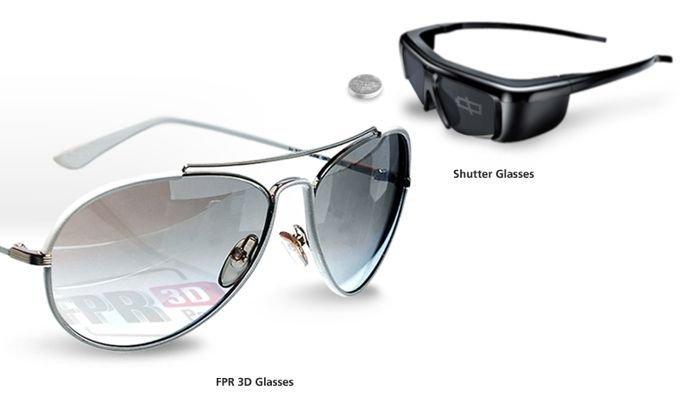 Stereo 3D: aktyvus, pasyvus ir be akinių