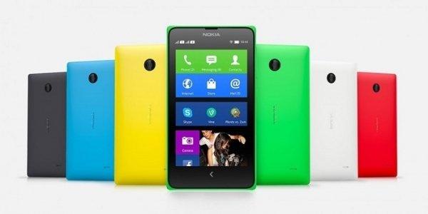 Nokia pristatė du išmaniuosius telefonus su Android