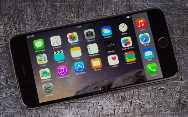 Apple iPhone 6 Plus apžvalga