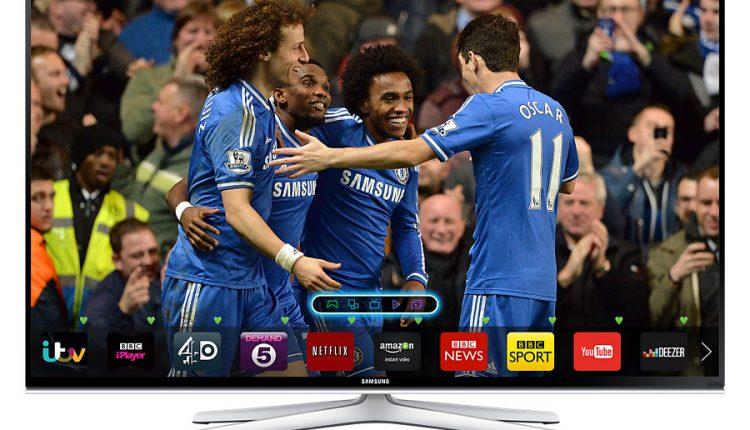 Televizoriaus Samsung UE40H6500 apžvalga
