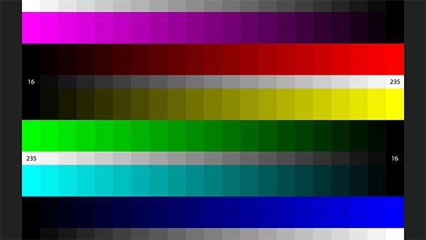 Kaip nustatyti televizoriaus vaizdo spalvas?