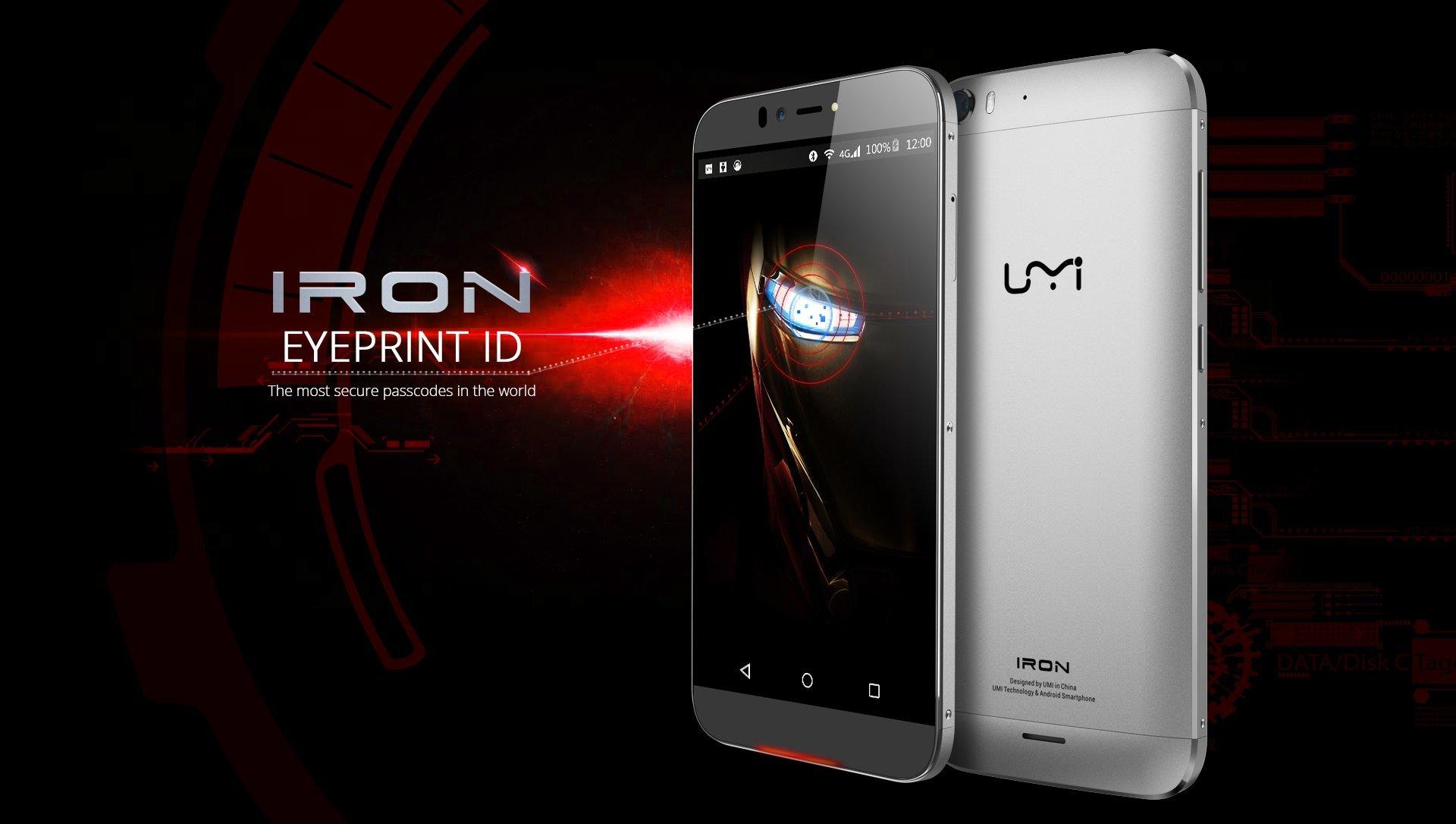 """""""UMi Iron"""": funkcionali kinų naujiena – IT naujienos"""