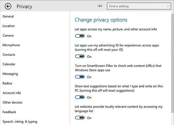 """""""Windows 10"""" perduoda duomenis """"Microsoft"""" net uždraudus tai daryti"""
