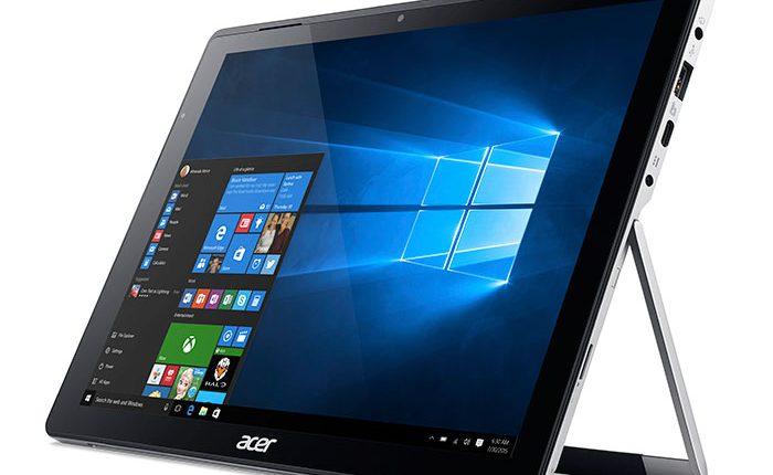 """""""Acer Switch Alpha 12"""": skysčiu aušinamas hibridinis planšetinis kompiuteris"""