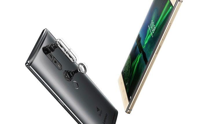 """Pristatyti trys """"Lenovo PHAB2"""" išmanieji telefonai, o vienas iš jų """"suvoks"""" aplinką"""