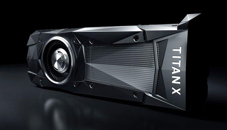 """""""NVIDIA TITAN X Pascal"""" – naujas flagmanas už 1200  $"""
