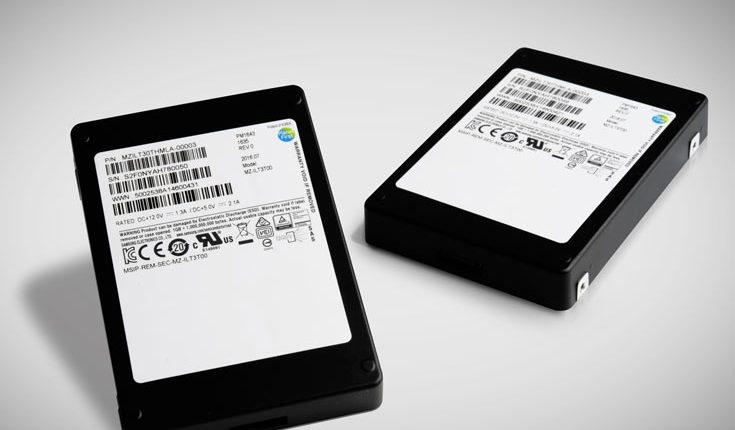 """""""Samsung Electronics"""" pristatė 64 sluoksnių Flash V-NAND atmintį ir rekordinės talpos 2,5 colių SSD"""