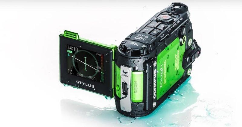 Olympus TG-Tracker