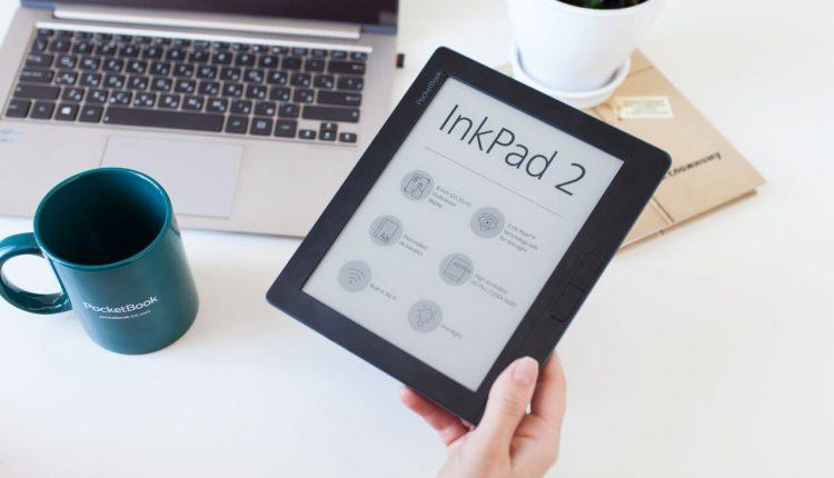"""""""PocketBook InkPad 2"""" – naujas """"InkPad"""" dinastijos narys"""