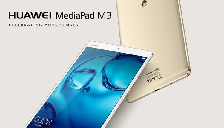 """IFA 2016"" parodoje ""Huawei"" pristatė ""MediaPad M3"""