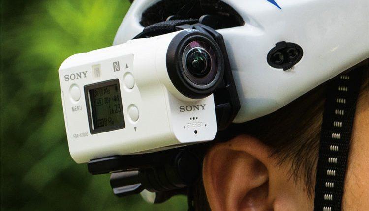 """IFA 2016: """"Sony FDR-X3000R"""" gavo optinę vaizdo stabilizavimo sistemą B.O.SS"""
