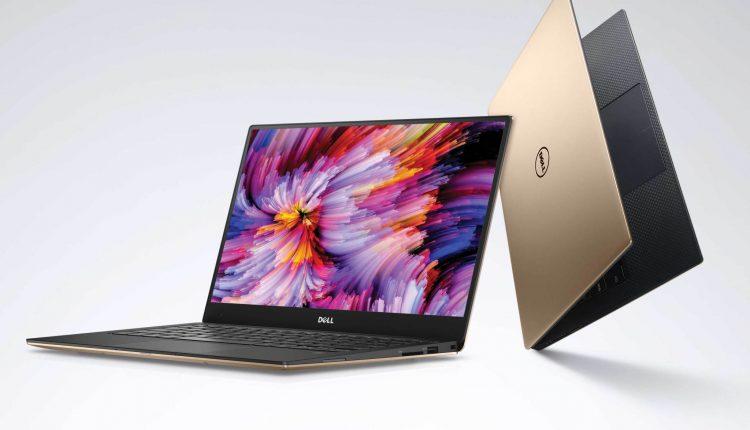"""""""Dell"""" pristatė rimtą konkurentą """"MacBook Air"""": madingas rausvas korpusas ir iki 22 val. tarnaujanti baterija"""