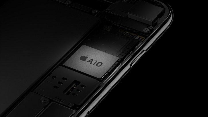 """""""Apple A10 Fusion"""" lustas vieno branduolio galia pranoko """"Intel Core"""" procesorius"""