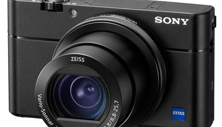 """""""Sony RX100 V"""" papildė gamintojo kompaktiškų fotoaparatų flagmanų gretas"""