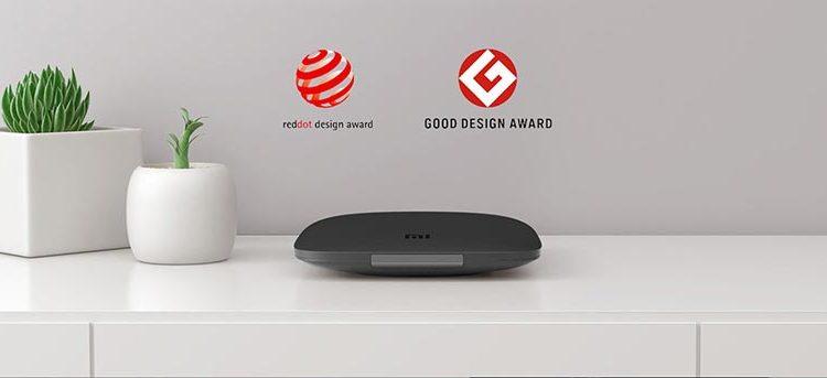 """Už dizainą apdovanotą TV priedėlį """"Xiaomi Mi Box 3s"""" jau galima užsisakyti"""