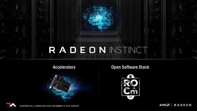 """""""AMD Radeon Instinct"""" serijos vaizdo plokščių anonsas ir """"Vega"""" demonstracija"""
