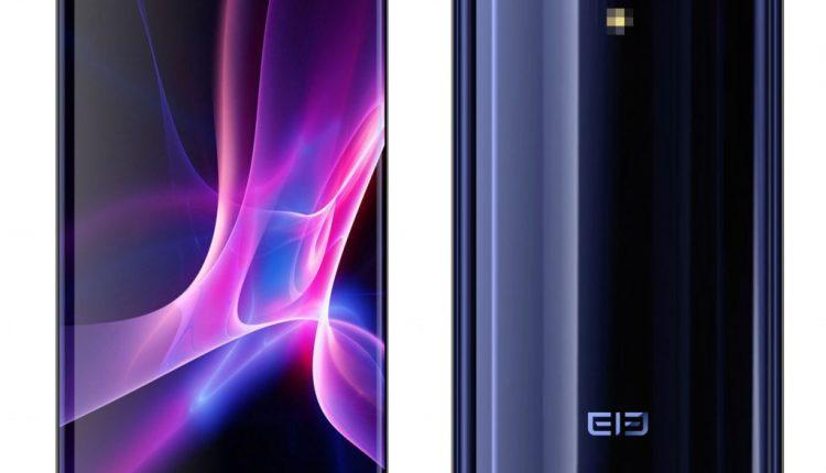 """""""Elephone S8"""" – dar vienas """"Xiaomi Mi Mix"""" ir """"Sharp Aquos"""" konkurentas"""