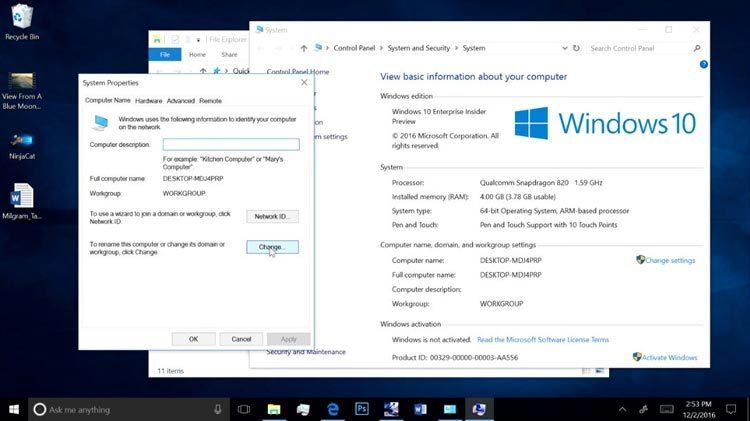 """Nauji """"Qualcomm Snapdragon"""" procesoriai palaikys """"Windows 10"""""""