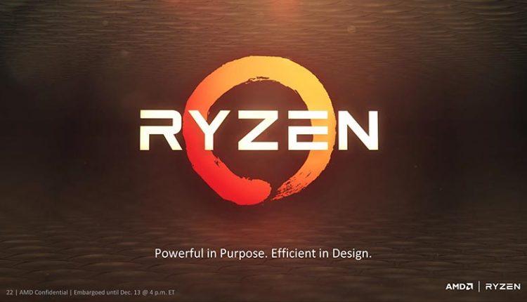 """AMD pademonstravo """"Ryzen"""" procesorių pranašumą prieš """"Intel"""" lustus"""