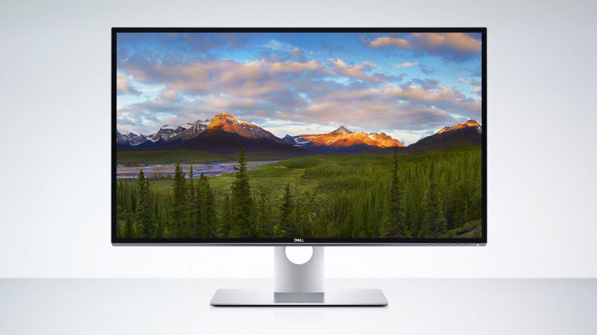 Dell UltraSharp 32 Ultra HD 8K
