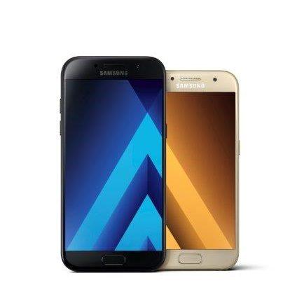 """""""Samsung"""" pristatė flagmano savybėmis pasižyminčius   """"Galaxy A"""" telefonus"""