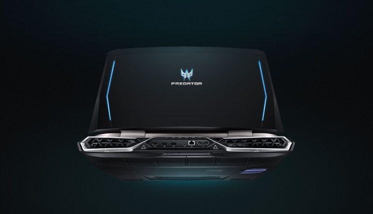 """""""Predator 21 X"""" – pasaulyje pirmasis """"notebook""""-as su lenktu ekranu"""