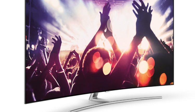 """""""CES 2017"""": """"Samsung"""" pristatė naujus televizorius """"QLED TV"""""""