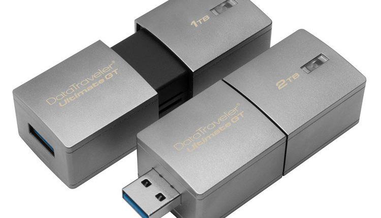 """CES 2017: """"Kingston"""" pristatė pasaulyje talpiausią USB laikmeną"""