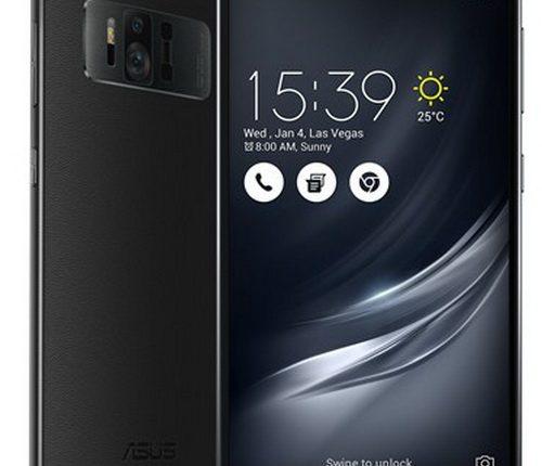 """ASUS ZenFone AR"" – ""Tango"" papildytoji realybė ir 8 GB RAM"