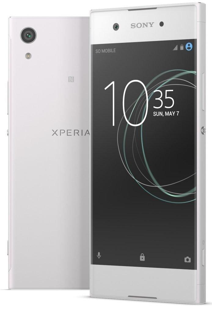 """Sony Xperia XA1"" ir ""Xperia XA1 Ultra"""