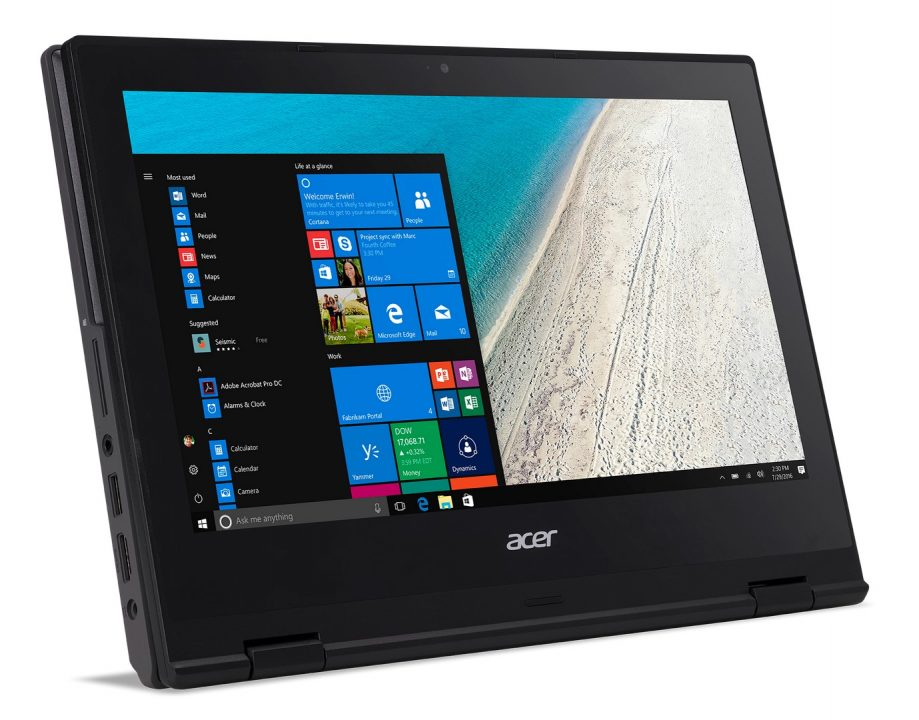 Acer TravelMate Spin B1 Convertibl