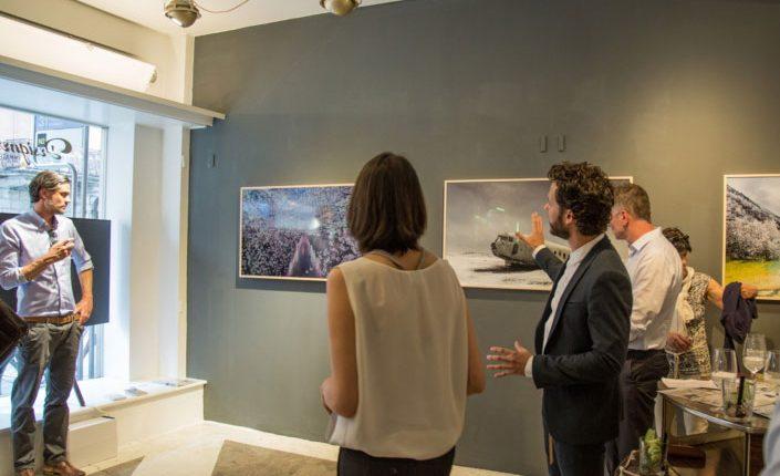 """Samsung pristatė televizorių-paveikslą """"Frame TV"""""""