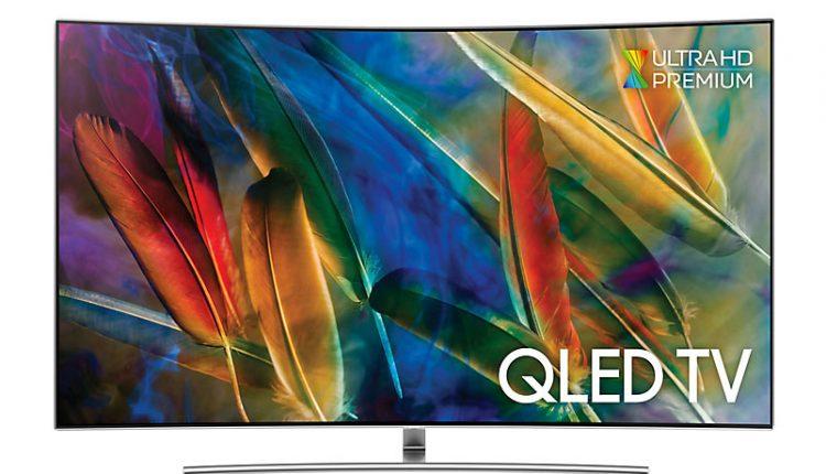 QLED televizoriaus Samsung Q8C (QE55Q8C) apžvalga