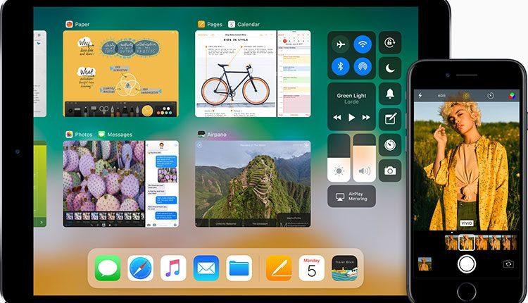 iOS 11 – didelis Apple mobiliosios operacinės sistemos atnaujinimas