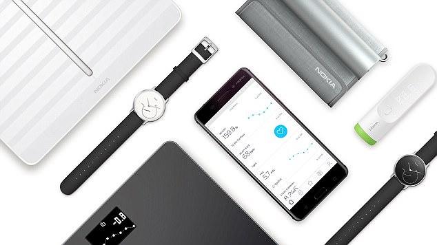 Nokia pristatė išmaniųjų įrenginių liniją, skirtą besirūpinantiems savo sveikata