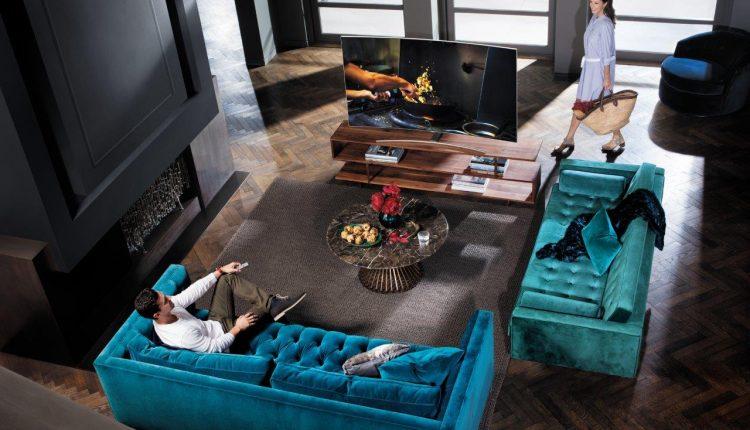 Išmanusis televizorius stebi tave