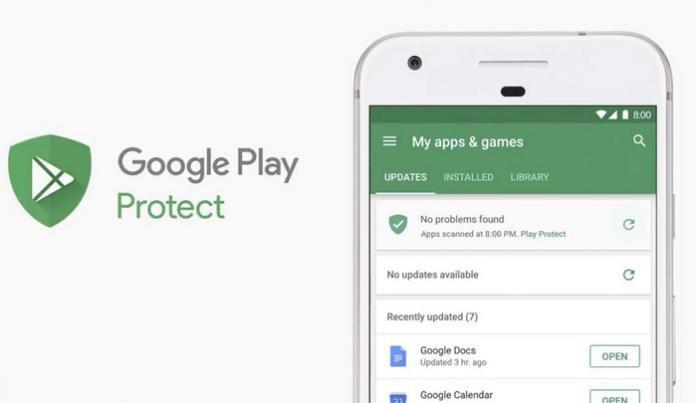 """""""Google"""" paleido projektą, skirtą """"Android"""" įrenginių apsaugai"""
