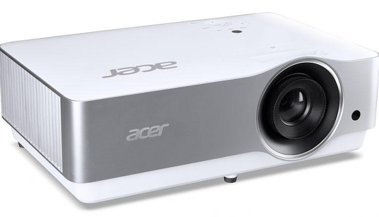 """Parodoje IFA 2017 """"Acer"""" pristato du naujus projektorius: VL7860 namams, P8800 dideliems renginiams"""