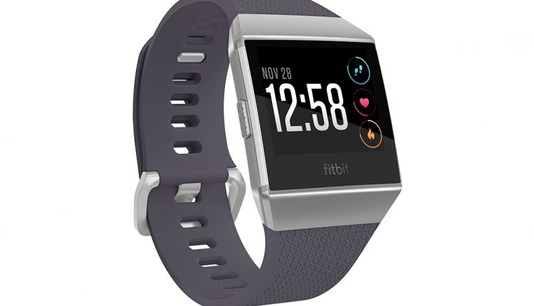 """""""Fitbit"""" pristatė išmanųjį laikrodį """"Ionic"""""""
