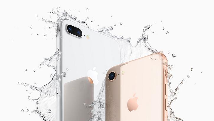 """""""iPhone 8"""" ir """"iPhone 8 Plus"""" – stikliniai flagmanai su procesoriumi """"А11 Bionic"""""""