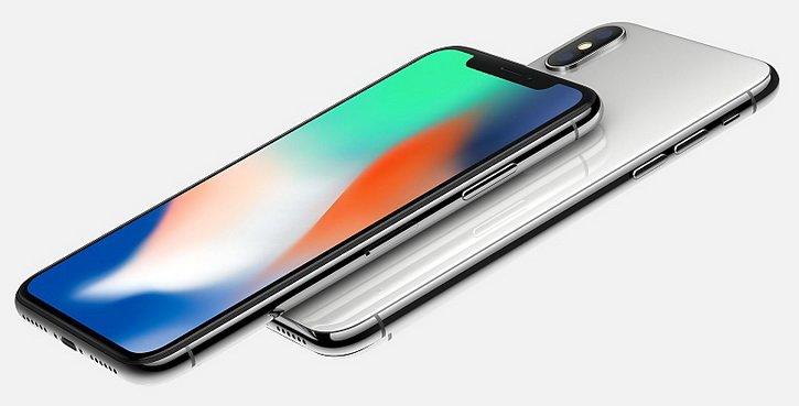 """iPhone X"" gavo OLED ekraną ir Face ID"