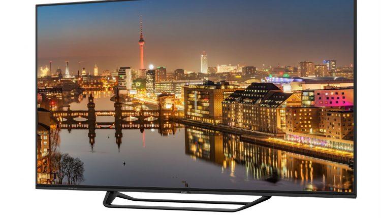 """IFA 2017 parodoje """"Sharp"""" anonsavo 8K televizorių"""