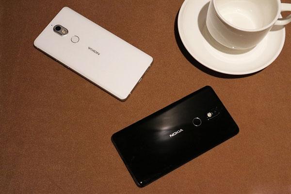 """""""Nokia 7"""": simpatiškas vidutinio lygio išmanusis su """"Zeiss"""" kamera"""