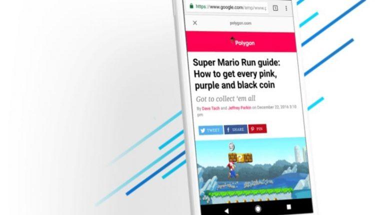 Google uždraus AMP puslapius naudoti kaip jauką