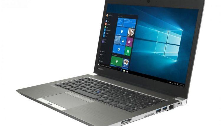 """""""Toshiba Portege Z30-C-16n"""" apžvalga – klasikinis kompaktiškas nešiojamas kompiuteris verslui"""