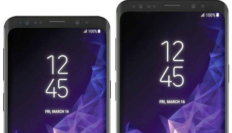 """Paaiškėjo """"Samsung Galaxy S9"""" ir """"Galaxy S9+"""" išvaizda"""
