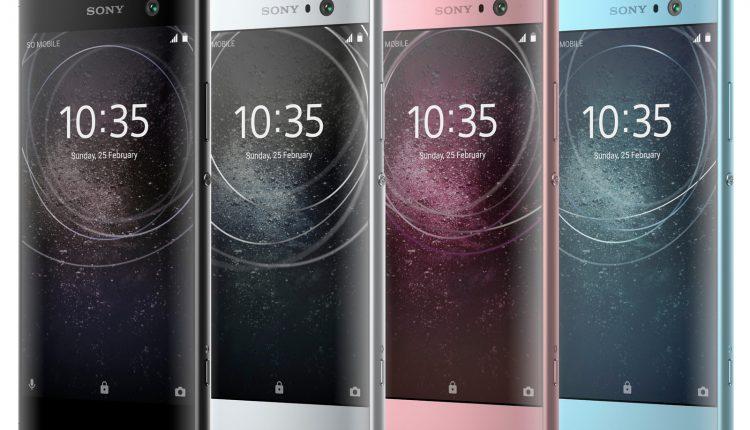 Sony Xperia XA2, XA2 Ultra ir L2 – stilinga trijulė asmenukių mėgėjams