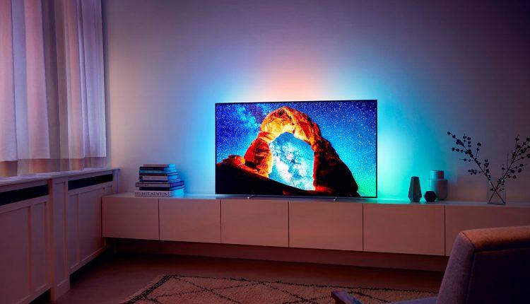 """""""Philips"""" plečia savo OLED televizorių asortimentą"""