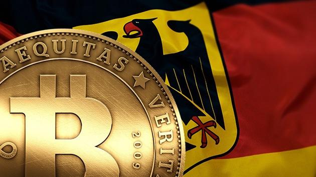 Vokietijoje bitcoinas buvo pripažintas teisėta mokėjimo priemone