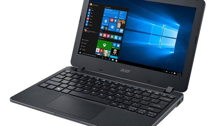 Acer TravelMate B117-M apžvalga – nešiojamasis kompiuteris mokslams